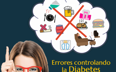 ERRORES CONTROLANDO LA DIABETES